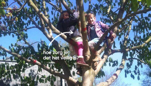 groenblauwschoolplein veilig?